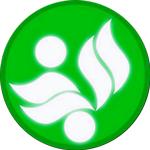 لوگوی دبیرستان البرز